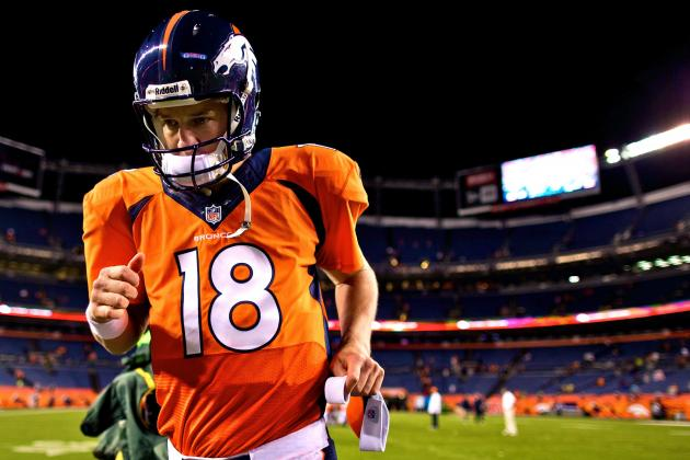 How Far Has Peyton Manning Come in Recovering from Neck Injury?