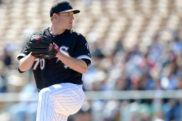 White Sox to Use a Six-Man Rotation Rest of the Way