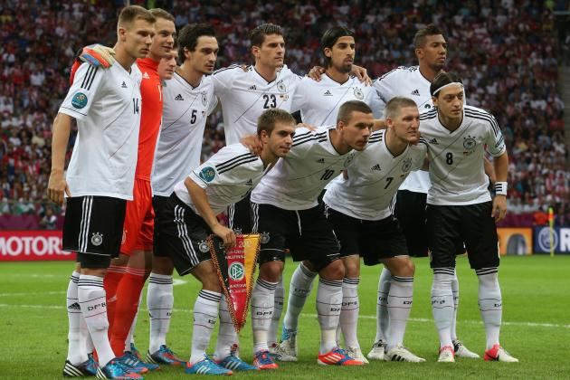 Germany vs. Austria: Date, Time, TV Info and Preview