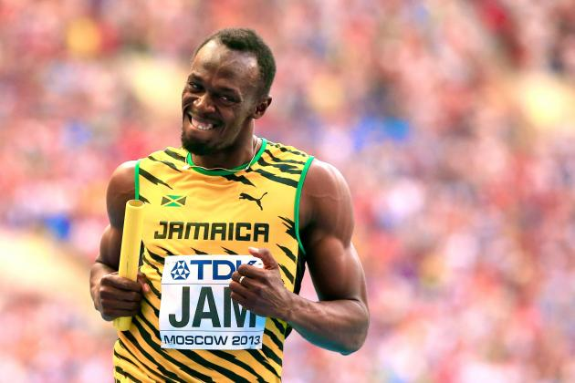 Usain Bolt Says He Will Retire After 2016 Summer Olympics in Rio