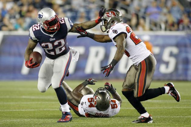 Stevan Ridley Not About Stats