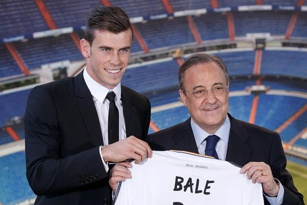 6 Things Gareth Bale Must Learn from Cristiano Ronaldo at Real Madrid