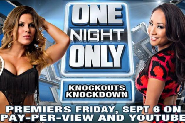 TNA Knockouts Knockdown 2013: Match Card, Live Stream and Spoiler-Free Preview