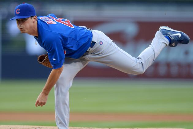 Cubs Call Up Three Pitchers and a Catcher