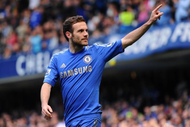Whither Juan Mata: What the Season May Hold for the Out-of-Favour Chelsea Man