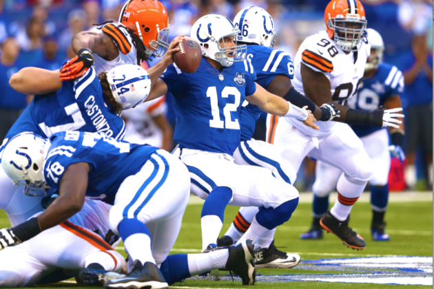 How the Indianapolis Colts Can Overcome Their Offensive Line Woes This Season