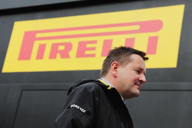 Should Pirelli Be Upset If There Is Another Supplier of Formula 1 Tyres?