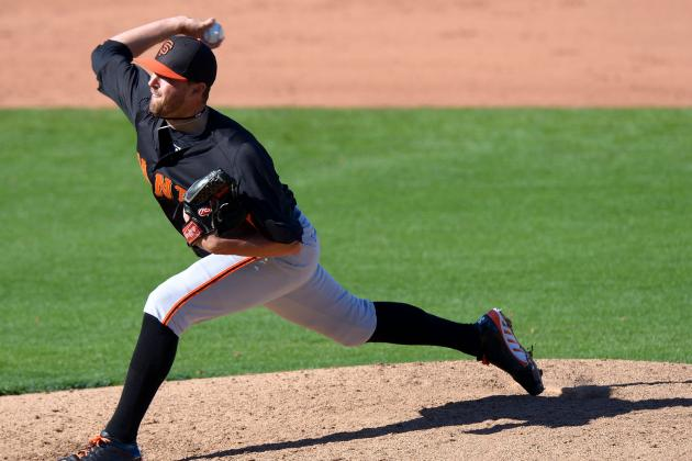 Ranking the September Call-Ups for the Giants
