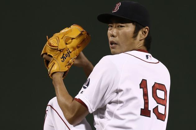 Koji Uehara Approaching Red Sox History