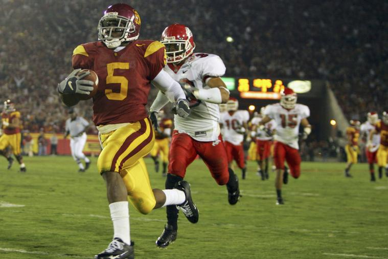 We Remember: Reggie Bush's Stop-and-Go Move Against Fresno State
