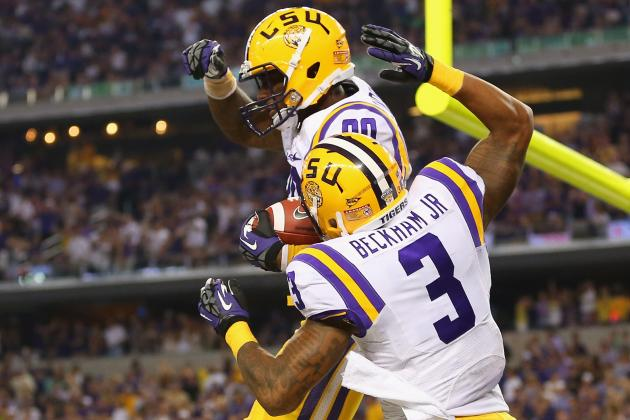 Your Best 11 Mailbag: LSU's Offense, Notre Dame-Michigan, Aaron Murray and More