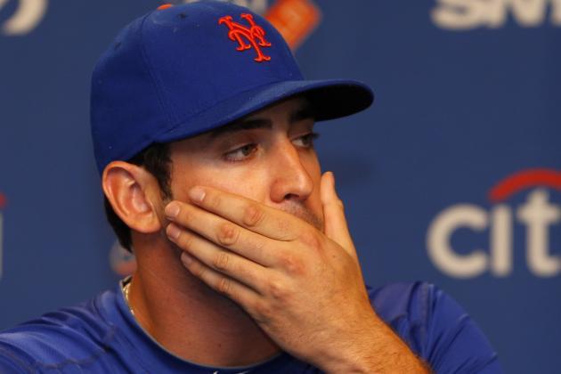 Mets GM: Matt Harvey Has Final Say on Tommy John Surgery