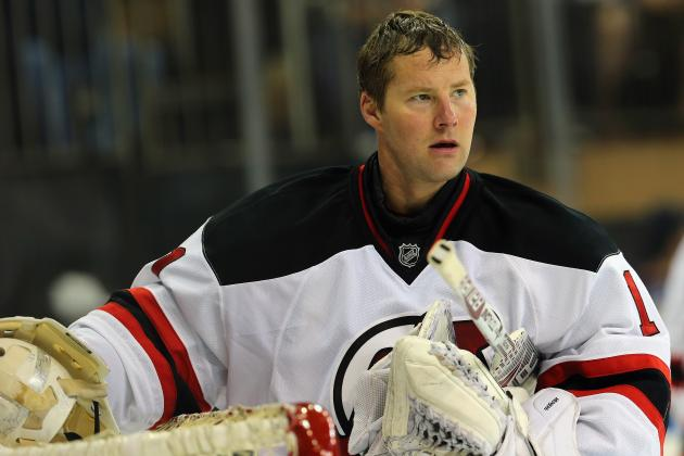 Hedberg Might Be Back with Devils — Just Not on the Ice