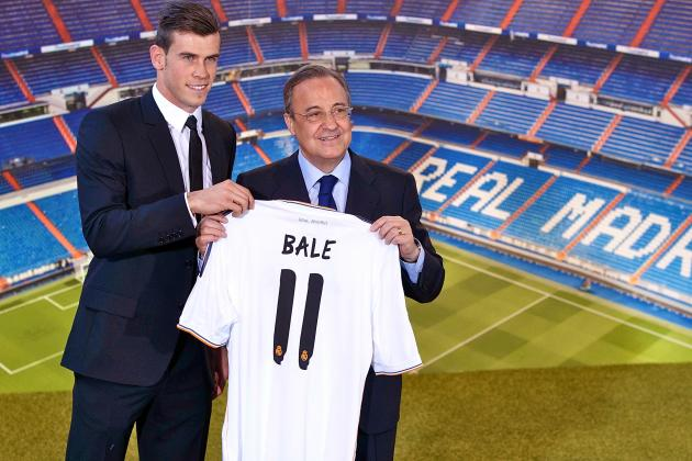 Gareth Bale Given Immediate Warning by Real Madrid Following Record Transfer