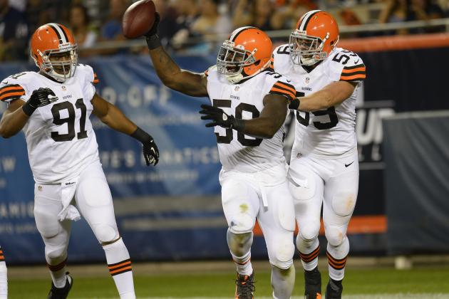 Browns Picked to Finish Fourth in AFC North