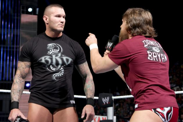 Examining Best Ways to Book Daniel Bryan and Randy Orton Past Night of Champions