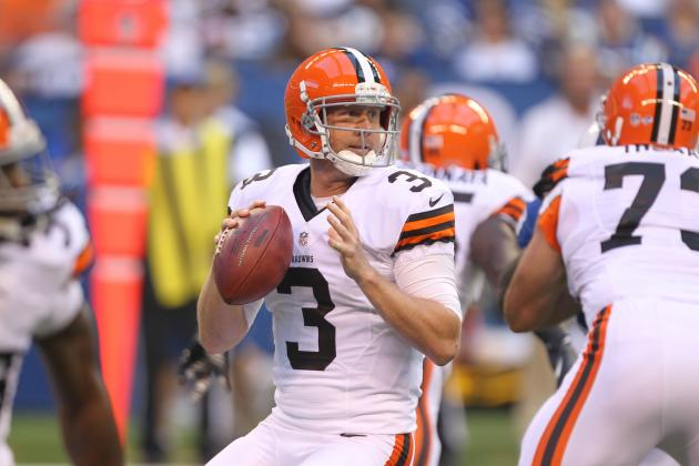 Weeden Has Been Prepared Better for This Season Compared to a Year Ago