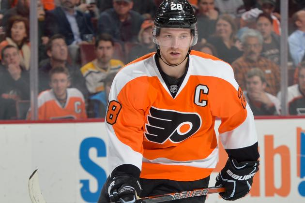 Giroux Opens Up About Potential Status for '13 Opener