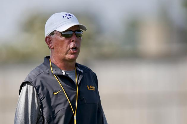 Miles Said Cam Cameron Brings 'confidence, Chemistry' to Tiger Offense
