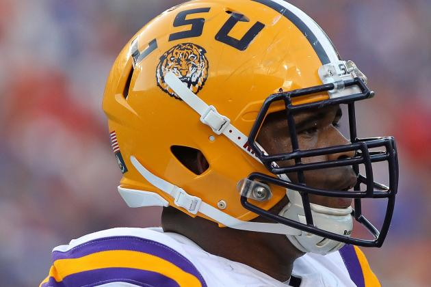 Tigers Offensive Tackle Named SEC Lineman of the Week