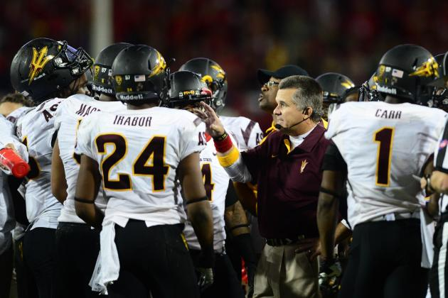 NCAA Football Rankings 2013: Teams Ready to Surge into Polls