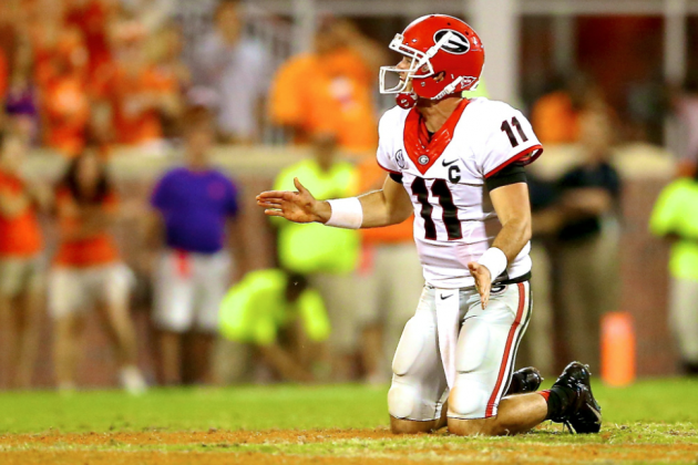 Why Georgia's Loss to Clemson Could End the SEC's BCS Title Streak