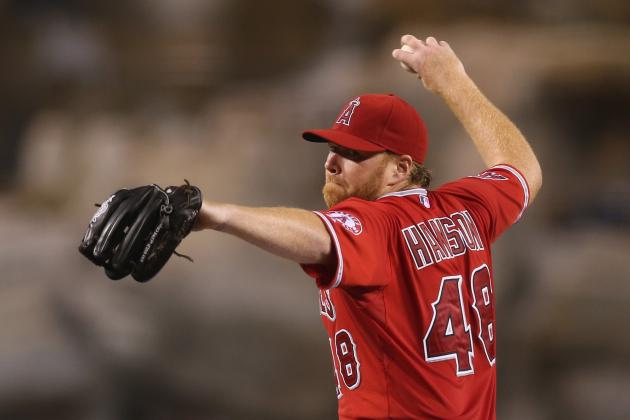 Hanson Struggling to Regain Form at Triple-a