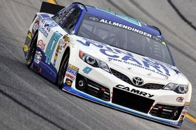 Labonte Still Out, Allmendinger to Drive No. 47 at Richmond