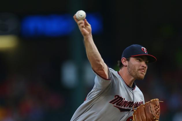 MLB Gamecast: Twins vs Astros