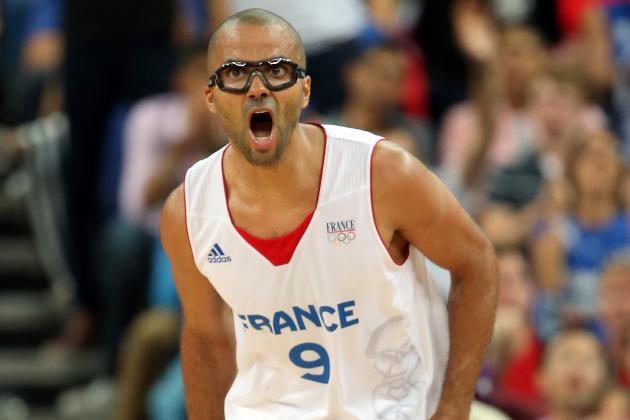 French Teammates: Parker a Unique Talent