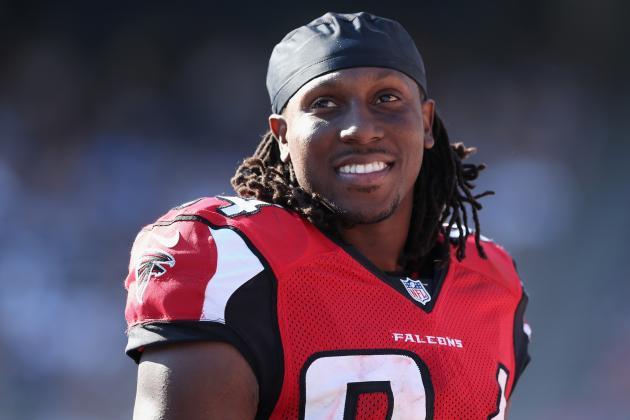 Atlanta Falcons WR Roddy White Calls a Twitter Troll a 'Peasant'