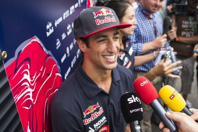 Why Daniel Ricciardo Is the Right Fit for Red Bull Racing