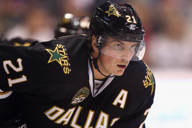 Loui Eriksson May Feel the Pressure, but He's Ready to Prove Himself