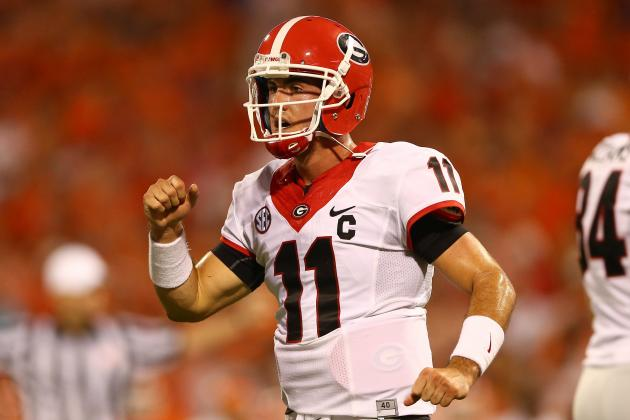 Georgia's Aaron Murray: Surprisingly Clutch in Big Games, Ready for a Win?