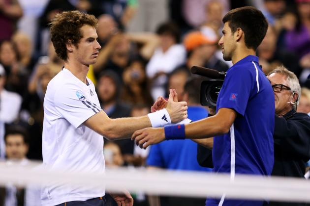 Who's Looked Most Like a Champion at 2013 US Open: Nadal, Murray or Djokovic?
