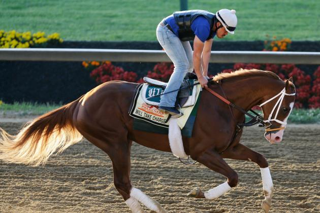 Breeders' Cup Classic Rankings: Will Take Charge Breaks in