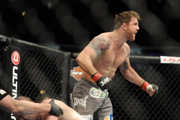UFC Fight Night 28: Ryan Bader and Fighters in Must-Win Situations