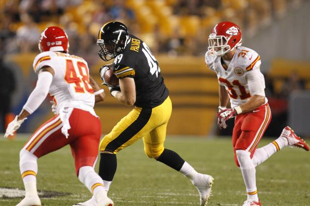 Chiefs Sign S McDougald, Commings to IR