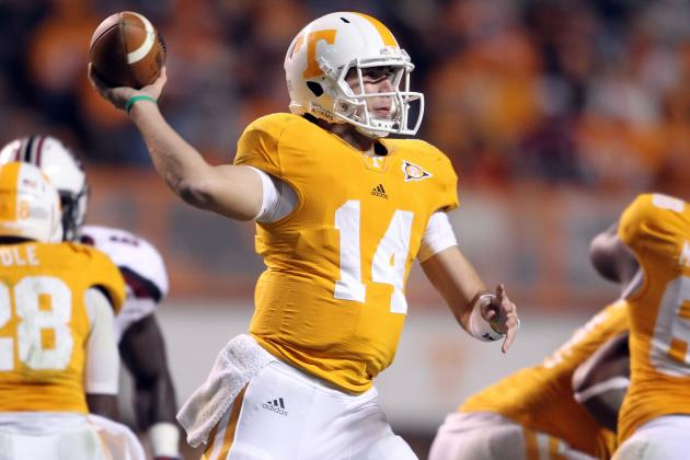 'Fast' Tennessee Vols Aiming to Accelerate on Offense