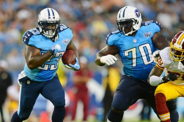 Tennessee Titans Offensive Line Will Improve Dramatically This Season