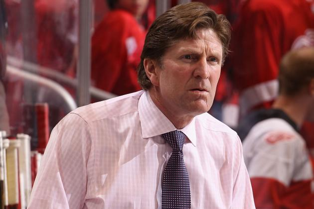 Babcock to Weiss: 'Bring It' or You'll Hate It in Detroit