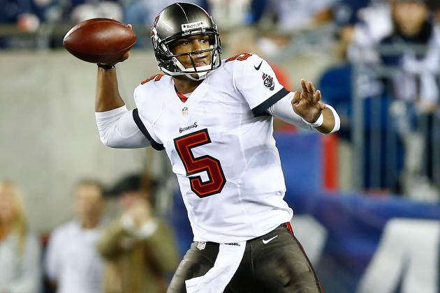Consensus: Buccaneers Third in NFC South