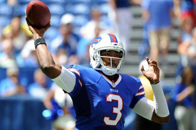 New England Patriots vs. Buffalo Bills: Breaking Down Buffalo's Game Plan