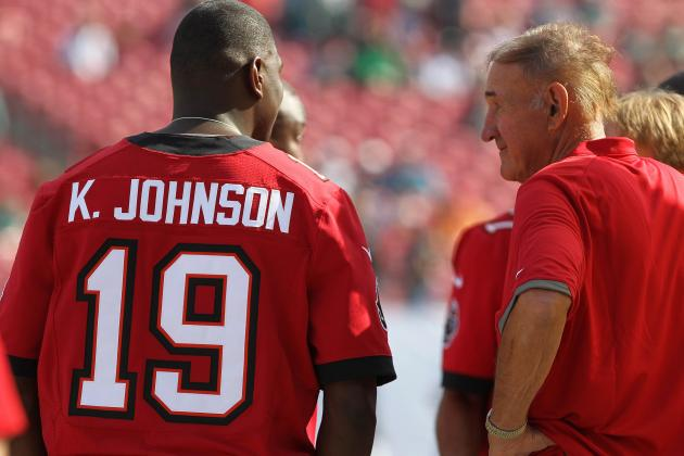 Ex-Buc Keyshawn Johnson Joins 'Dancing with the Stars' Cast