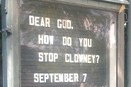 Georgia Church Asks God How to Stop Jadeveon Clowney