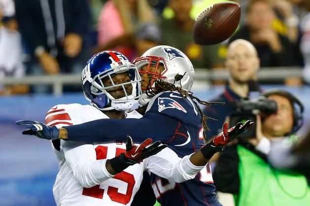 Patriots CB Marquice Cole's Cut and Return: The CBA Made Them Do It