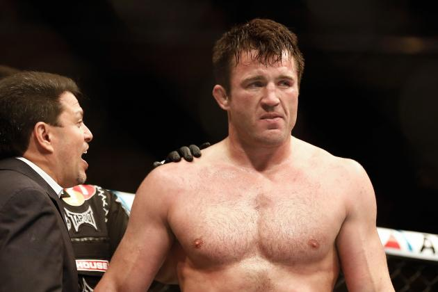 Chael Sonnen vs. Rashad Evans Confirmed for UFC 167 in November