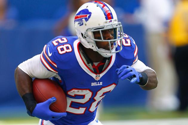 Why C.J. Spiller Is the Most Dangerous RB in All of Fantasy Football