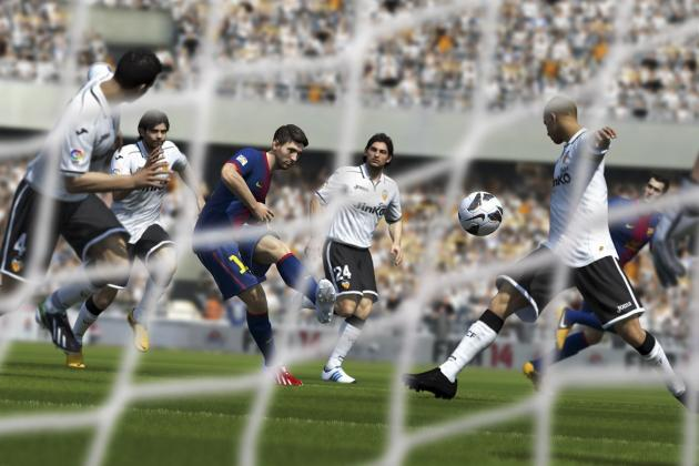 FIFA 14: Highlighting the 50 Highest-Rated Players in the Game