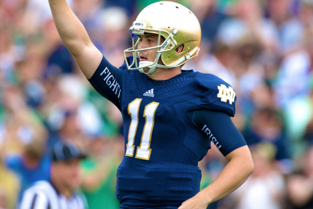 Is Tommy Rees Finally Ready to Take the Next Step as Notre Dame Quarterback?